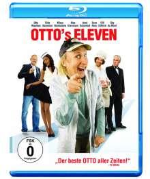 Otto's Eleven (Blu-ray), Blu-ray Disc