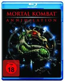 Mortal Kombat 2: Annihilation (Blu-ray), Blu-ray Disc