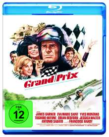Grand Prix (Blu-ray), Blu-ray Disc