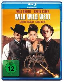 Wild Wild West (Blu-ray), Blu-ray Disc