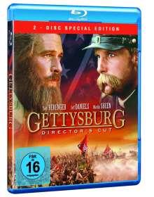 Gettysburg (Director's Cut) (Blu-ray), 2 Blu-ray Discs