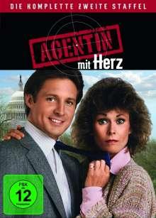 Agentin mit Herz Season 2, 5 DVDs