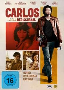 Carlos - Der Schakal (Kinofassung), DVD
