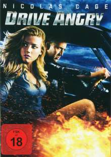 Drive Angry, DVD