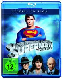 Superman I (Blu-ray), Blu-ray Disc