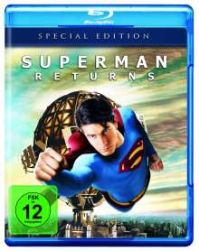 Superman Returns (Blu-ray), Blu-ray Disc