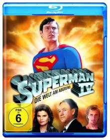Superman IV (Blu-ray), Blu-ray Disc