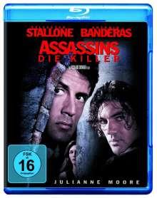 Assassins - Die Killer (Blu-ray), Blu-ray Disc