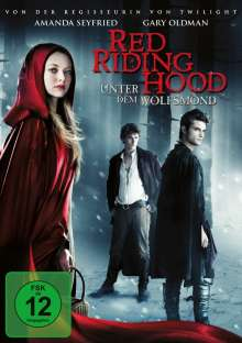Red Riding Hood, DVD