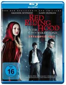Red Riding Hood (Blu-ray), Blu-ray Disc