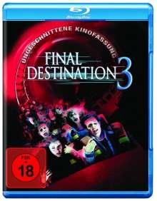 Final Destination 3 (Blu-ray), Blu-ray Disc