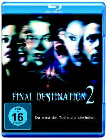 Final Destination 2 (Blu-ray), Blu-ray Disc
