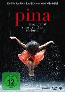 Pina, DVD