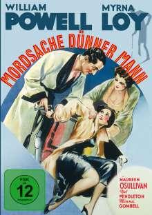 """Mordsache """"Dünner Mann"""", DVD"""