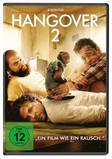 Hangover 2, DVD