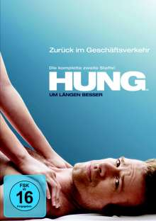 Hung Season 2, 2 DVDs