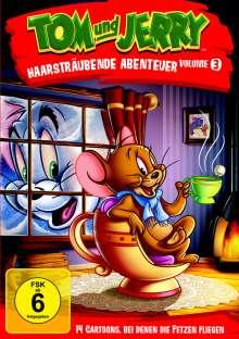 Tom und Jerry: Haarsträubende Abenteuer Vol.3, DVD