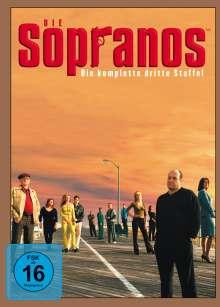 Die Sopranos Staffel 3, 4 DVDs