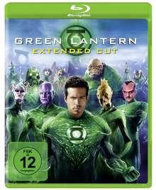 Green Lantern (Extented Cut) (Blu-ray), Blu-ray Disc