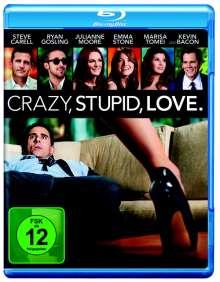 Crazy, Stupid, Love (Blu-ray), Blu-ray Disc