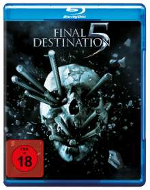 Final Destination 5 (Blu-ray), Blu-ray Disc