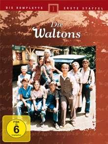 Die Waltons Staffel 1, 6 DVDs