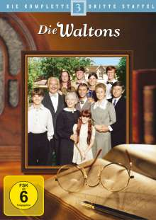 Die Waltons Staffel 3, 7 DVDs