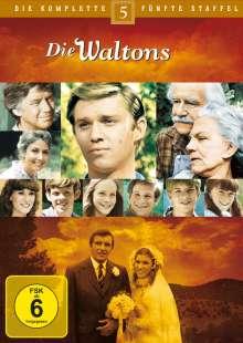 Die Waltons Staffel 5, 7 DVDs