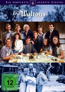 Die Waltons Staffel 6, 7 DVDs