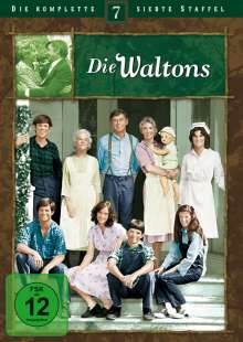 Die Waltons Staffel 7, 6 DVDs
