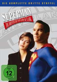 Superman - Die neuen Abenteuer von Lois & Clark Season 3, 6 DVDs