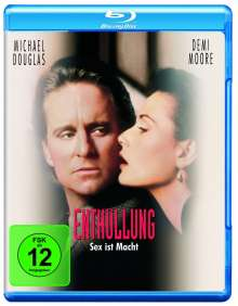 Enthüllung (Blu-ray), Blu-ray Disc