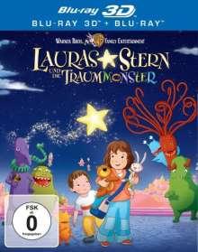 Lauras Stern und die Traummonster (3D & 2D Blu-ray), 2 Blu-ray Discs