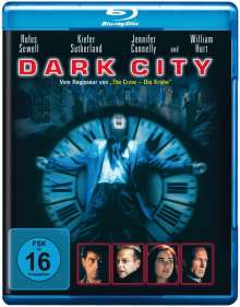 Dark City (Blu-ray), Blu-ray Disc
