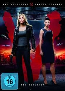 V - Season 2, 2 DVDs