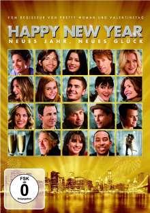 Happy New Year - Neues Jahr, neues Glück, DVD
