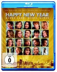 Happy New Year - Neues Jahr, neues Glück (Blu-ray), Blu-ray Disc