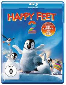 Happy Feet 2 (Blu-ray), Blu-ray Disc