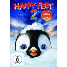 Happy Feet 2, DVD