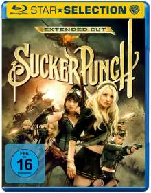 Sucker Punch (Blu-ray), Blu-ray Disc
