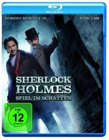 Sherlock Holmes - Spiel im Schatten (Blu-ray), Blu-ray Disc