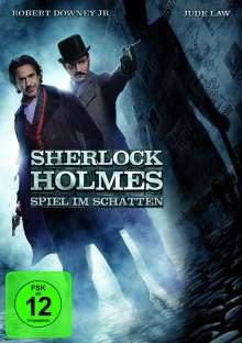 Sherlock Holmes - Spiel im Schatten, DVD