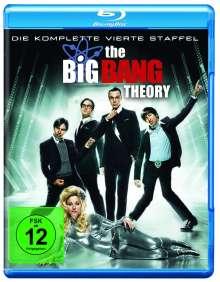 The Big Bang Theory Staffel 4 (Blu-ray), 2 Blu-ray Discs