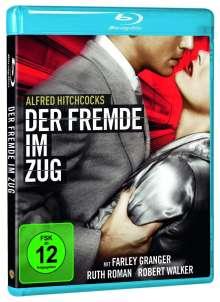 Der Fremde im Zug (Blu-ray), Blu-ray Disc