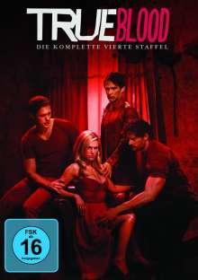 True Blood Season 4, 5 DVDs