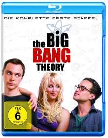 The Big Bang Theory Staffel 1 (Blu-ray), 2 Blu-ray Discs