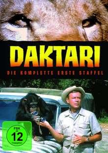 Daktari Season 1, 4 DVDs
