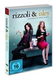 Rizzoli & Isles Season 1, 3 DVDs
