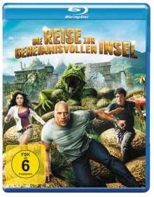 Die Reise zur geheimnisvollen Insel (2012) (Blu-ray), Blu-ray Disc
