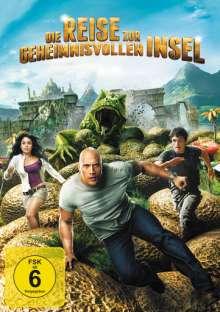 Die Reise zur geheimnisvollen Insel (2012), DVD